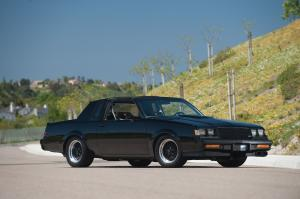Buick Regal Grand National 1987 года