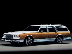 Buick Electra Estate Wagon '1988
