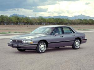 Buick LeSabre 1992 года