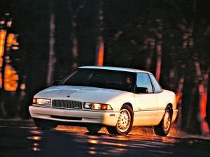 1993 Buick Regal GS Coupe