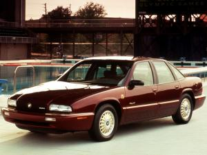 Buick Regal Olympic Edition 1996 года