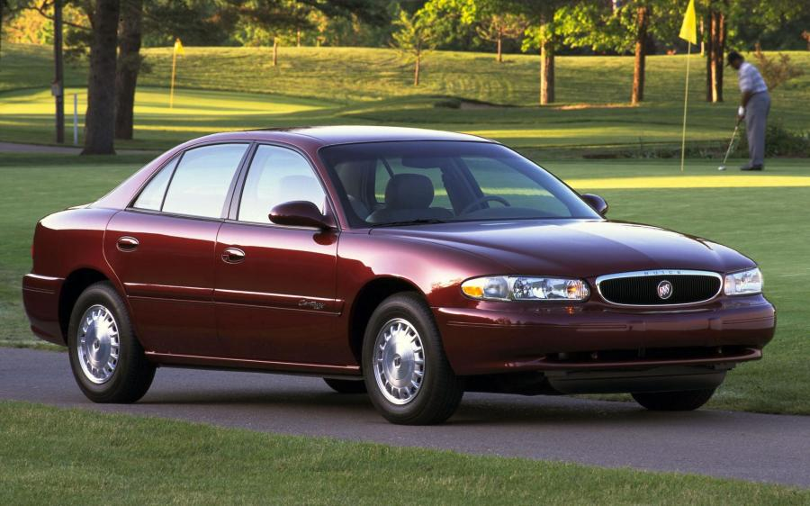 Buick Century 2000 Special Edition '2000