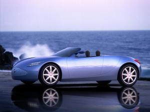 Buick 2-2 Bengal Roadster Concept 2001 года