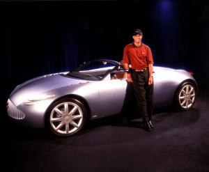 2001 Buick Bengal Roadster Concept