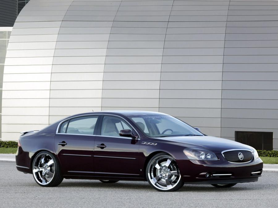 Buick Lucerne CST by Stainless Steel Brakes Corp