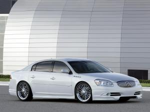 Buick Lucerne CXX Luxury Liner by Rick Bottom Custom Motor 2006 года