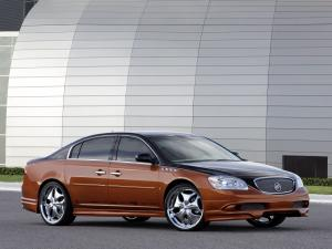 2006 Buick Lucerne by MTX Audio