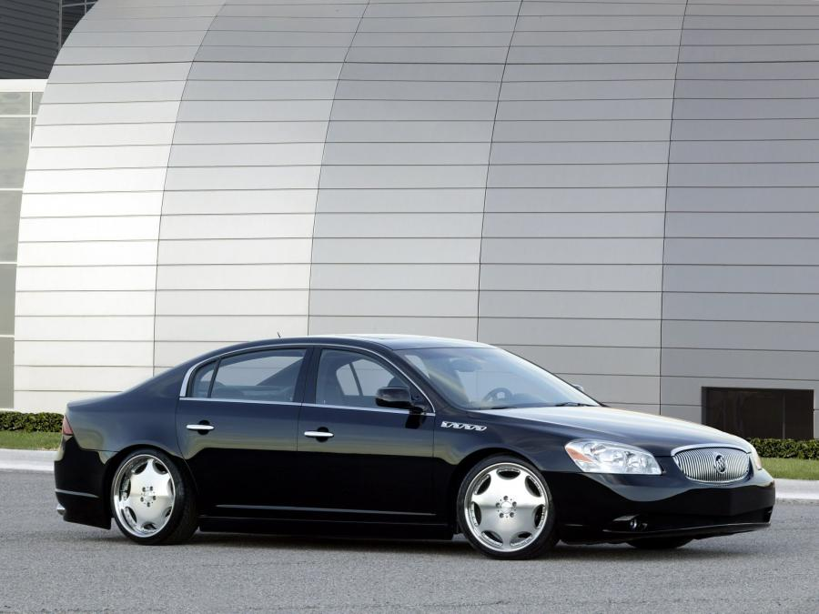 Buick Lucerne by RIDES Magazine