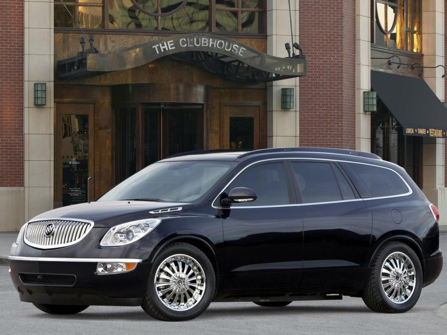 Buick Enclave Black Platinum Edition