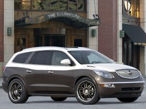 Buick Enclave Uptown 2007 года