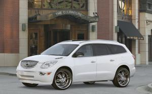 2007 Buick Enclave Urban CEO Edition