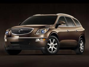 Buick Enclave 2007 года