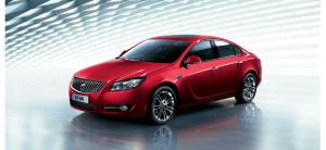 2008 Buick Regal Unveiled