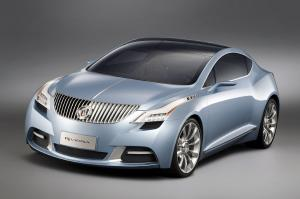 Buick Riviera Concept 2008 года