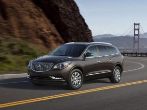 Buick Enclave 2012 года