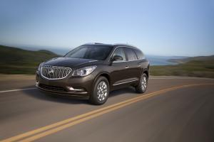 Buick Enclave 2014 года