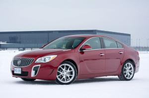 2014 Buick Regal GS AWD
