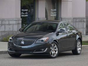 Buick Regal 2014 года