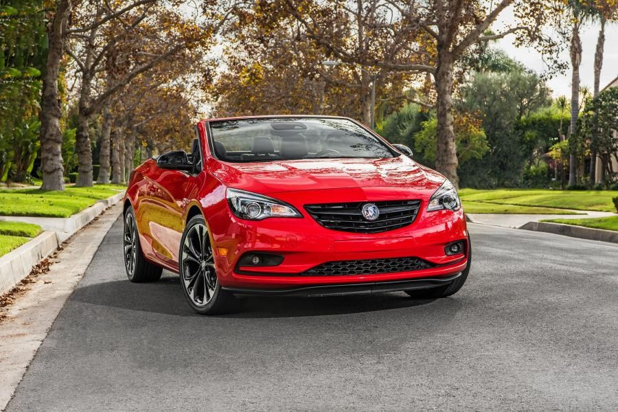 Buick Cascada Dark Effects Package