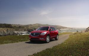 Buick Enclave Sport Touring 2016 года