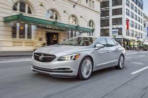 2016 Buick LaCrosse (NA)
