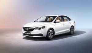 2017 Buick Excelle GT
