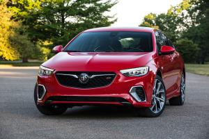 2017 Buick Regal GS (NA)