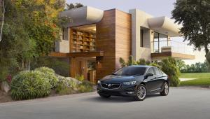 2017 Buick Regal Sportback