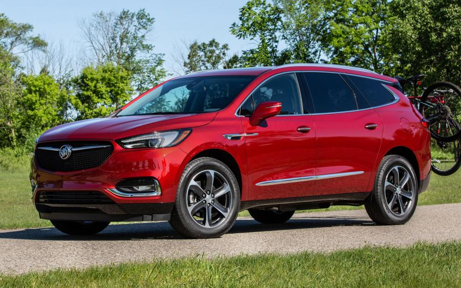 2019 Buick Enclave Sport Touring