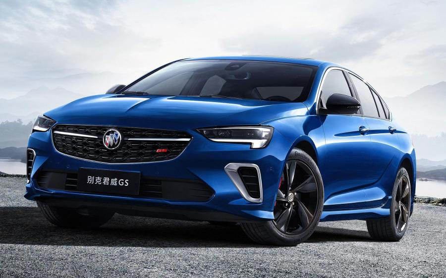 Buick Regal GS (CN) '2020