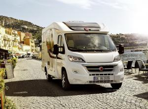2014 Burstner Travel Van t 590 G
