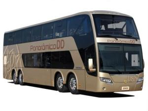 2009 Busscar Panoramico DD