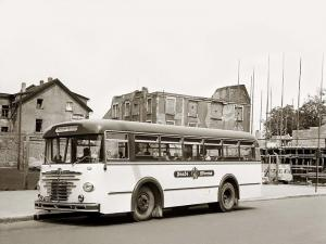 1955 Bussing 4500T