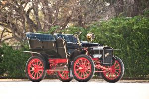 1907 Cadillac Model M Touring Car