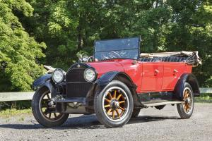 1921 Cadillac Type 59 7-Passenger Touring Car