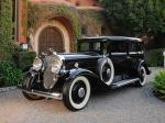 Cadillac Series 452 V16 Armored Imperial Sedan by Fleetwood 1930 года