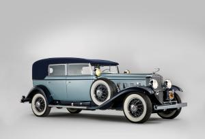 1930 Cadillac Series 452 V16 Convertible Berline by Saoutchik
