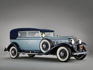 Cadillac Sixteen V16 Convertible Sedan by Saoutchik 1930 года