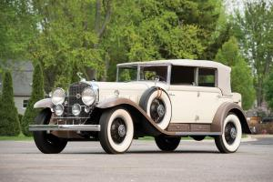 1930 Cadillac V16 All-Weather Phaeton by Fleetwood