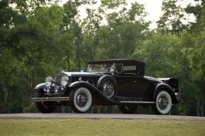 1930 Cadillac V16 Roadster by Fleetwood