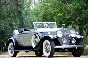 1931 Cadillac Series 355A 2/4-Passenger Convertible Coupe