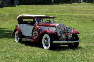 1931 Cadillac Series 370A V12 Phaeton by Fleetwood