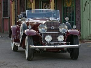 Cadillac Series 370A V12 Roadster by Fleetwood 1931 года
