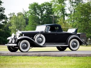 Cadillac V12 370-A Roadster by Fleetwood 1931 года