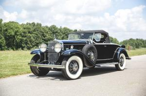 1931 Cadillac V8 355-A Roadster by Fleetwood