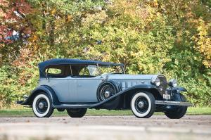 1932 Cadillac Series 60 Special Phaeton by Fisher