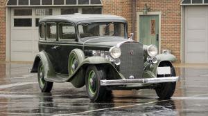 1932 Cadillac V16 452-B Imperial Sedan by Fleetwood