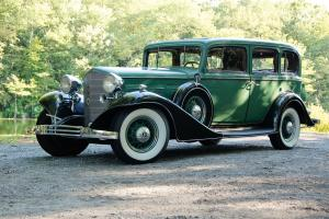 1933 Cadillac V12 370-C Limousine by Fleetwood