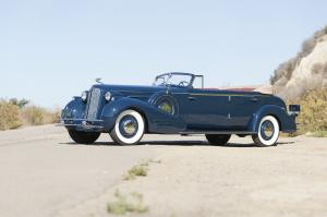 1934 Cadillac V16 Convertible Sedan by Fleetwood