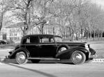 Cadillac Series 355-D Series 10 V8 5-Passenger Sedan by Fisher 1935 года